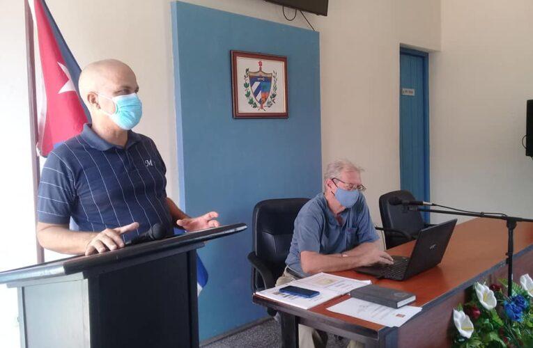 Comenzó Tercer Taller de Gestión para el Desarrollo Local en Jaruco