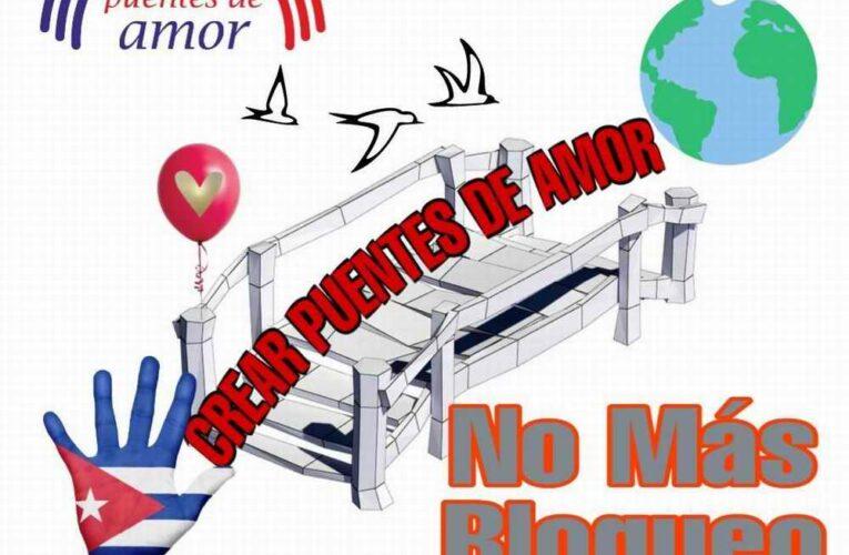 Más de 50 ciudades exigen fin del bloqueo contra Cuba