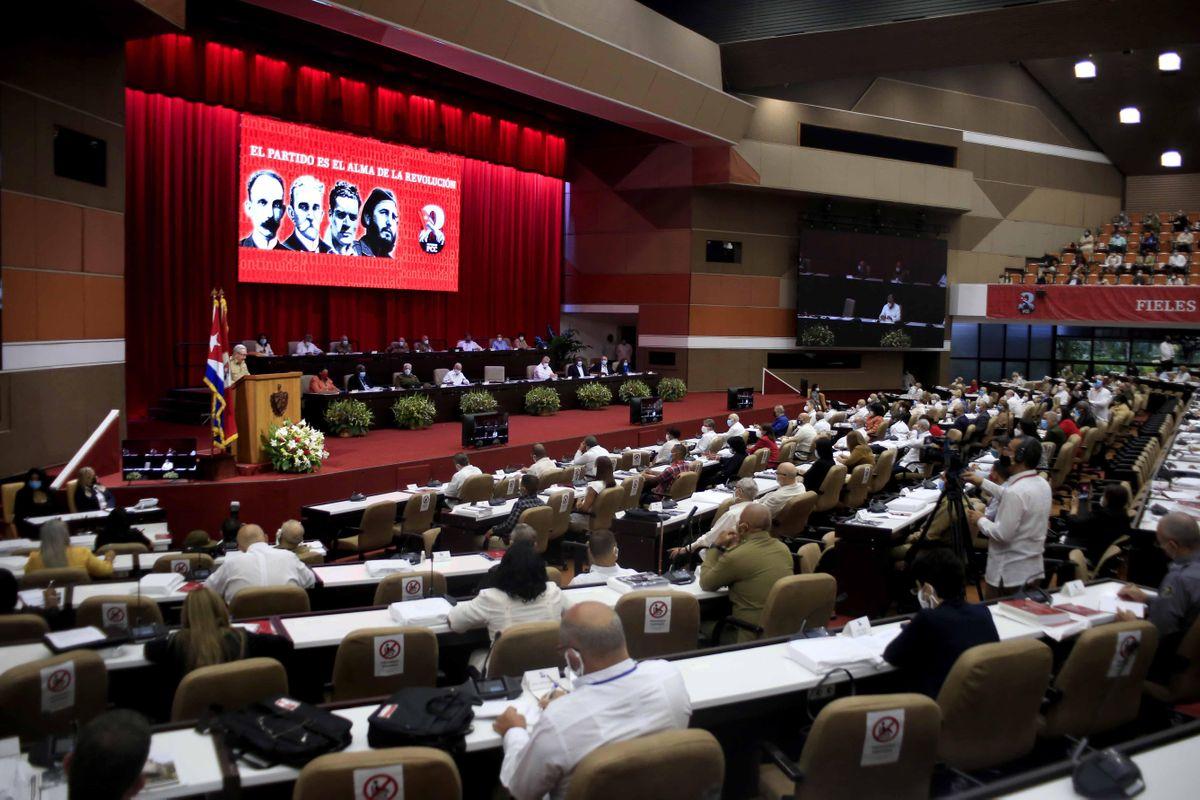Octavo Congreso del Partido Comunista de Cuba.
