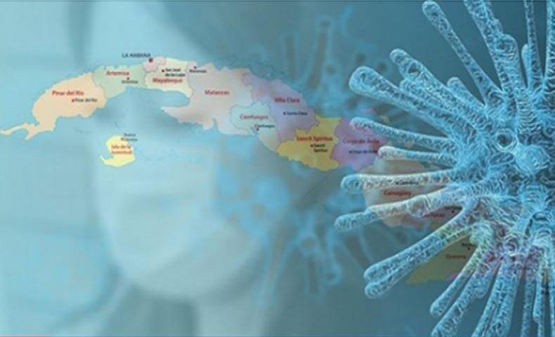 Díaz-Canel: No faltarán en Cuba ciencia y esfuerzos para vencer la pandemia.