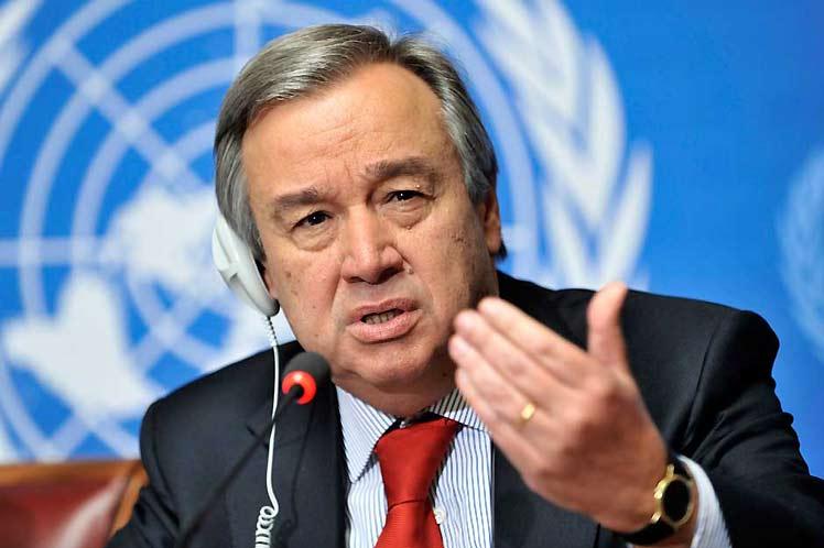 Foro en Naciones Unidas aborda recuperación de la pandemia