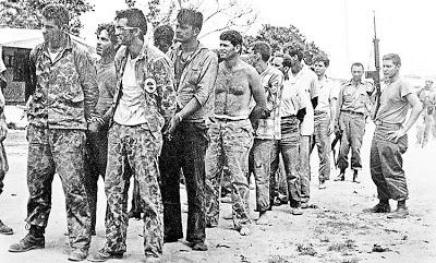 Brigada mercenaria, de origen cubano, derrotada en menos de 72 horas
