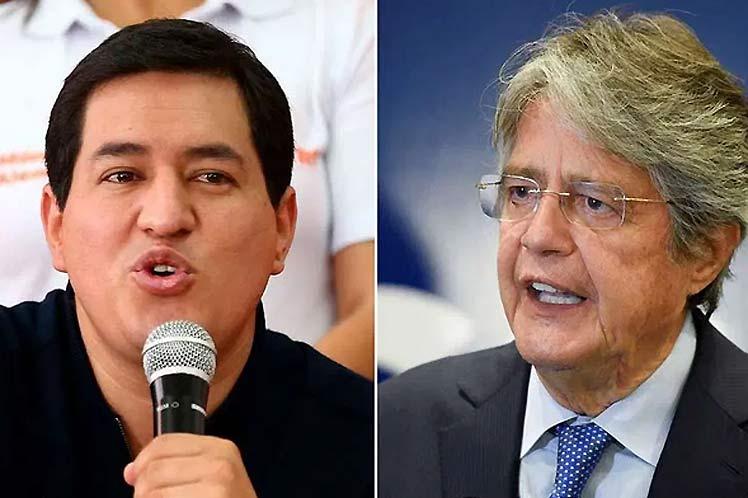 Ecuador elige presidente en segunda ronda de comicios
