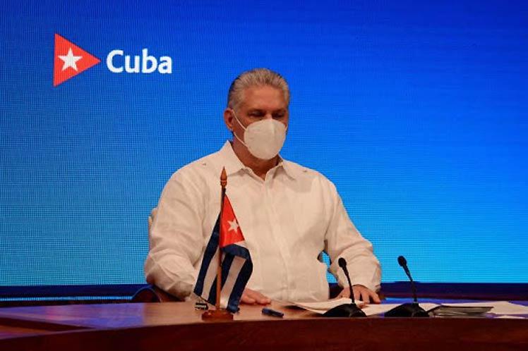 Cuba reitera disposición a compartir sus resultados científicos