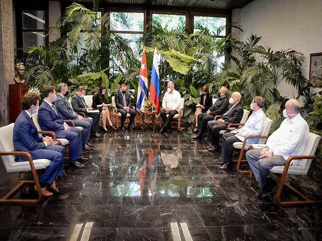 Cuba-Rusia, excelente estado de las relaciones políticas, económicas y de cooperación bilaterales.