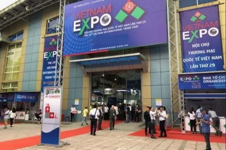 Feria Internacional de Comercio de Vietnam