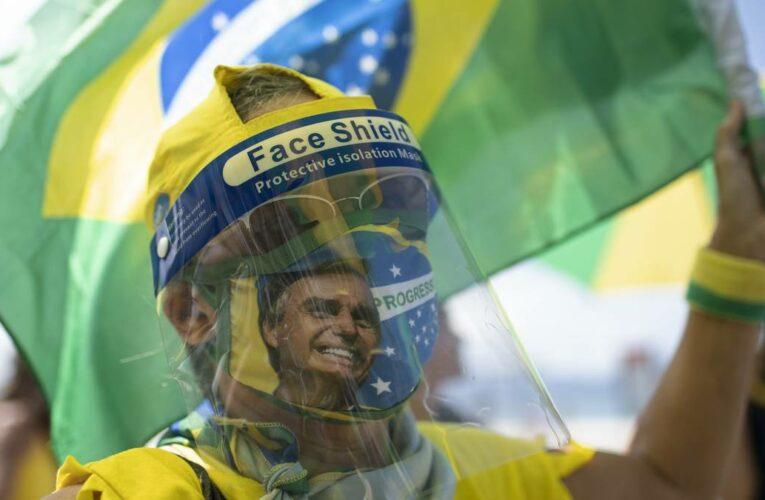 Brasil rebasa los 340 mil muertes por la Covid-19