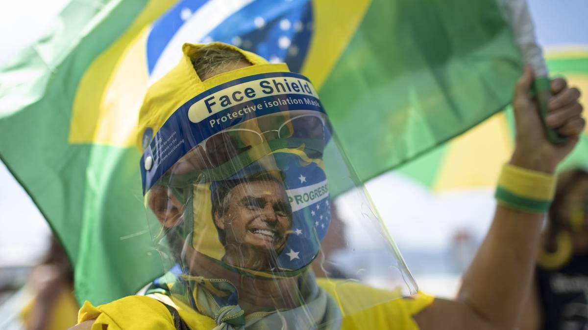 Brasil rebasa los 340 mil muertes por la Covid-19.