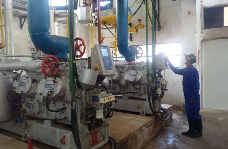 Aportan incremento productivo y ahorro energético inversiones en industria pesquera de Batabanó (+Audio y fotos)