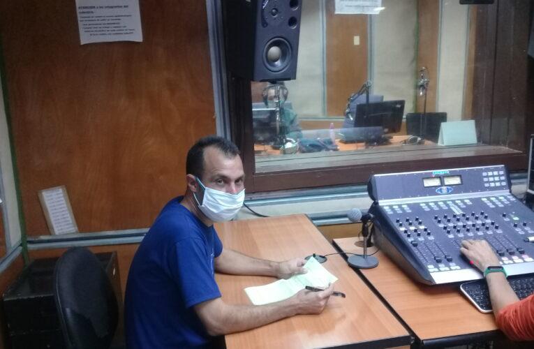 Maikel Simón Ramos, primer premio programas variados del Radio Festival Online Ultrasonido (Audio)