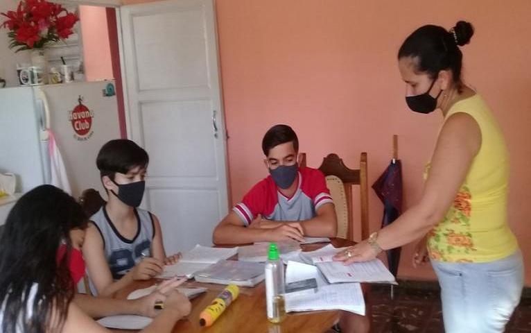 Retos de la Educación en Cuba en tiempos de pandemia.