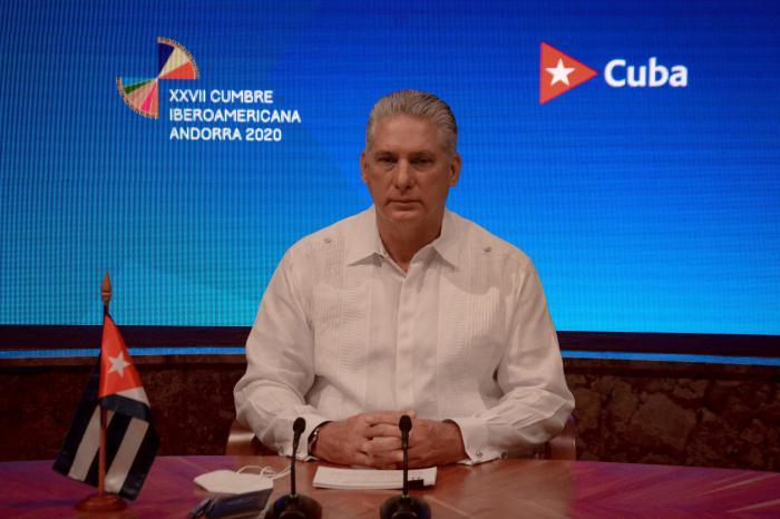 Participa Díaz-Canel en Cumbre Iberoamericana de Jefes de Estado y Gobierno (Fotos y Video)