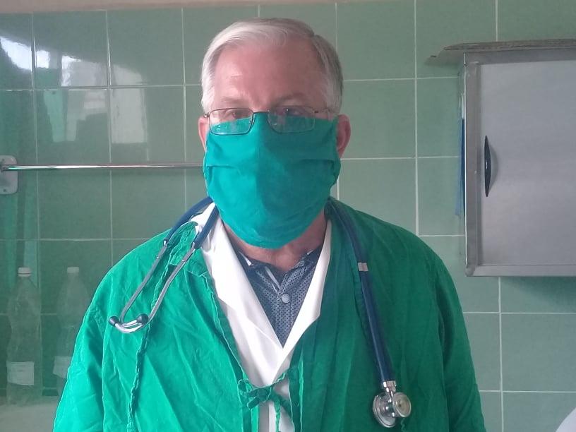 Dr Guillermo Hernández...Vivir como paciente es un reto para todo médico...