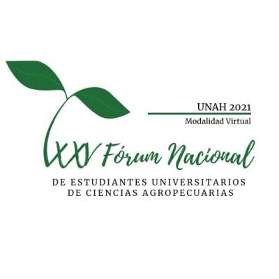 Vigésimo Quinto Fórum Nacional de Estudiantes Universitarios de Ciencias Agropecuarias
