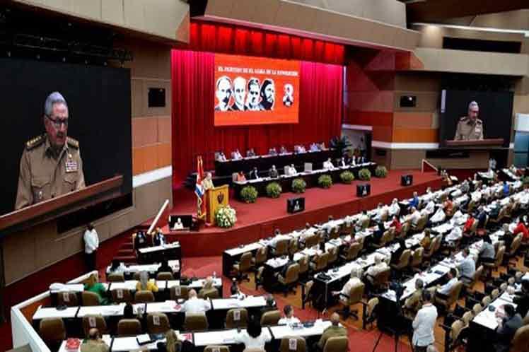 Mensajes del mundo subrayan relevancia de congreso partidista en Cuba.