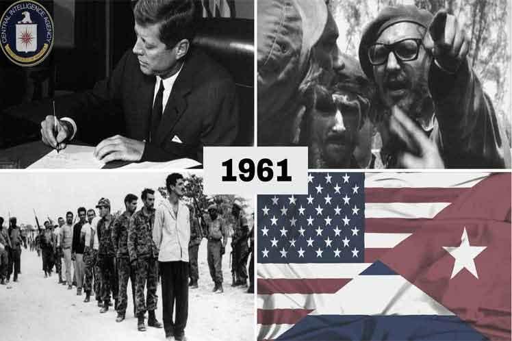 La venganza de Estados Unidos tras Playa Girón. Foto: Prensa Latina.