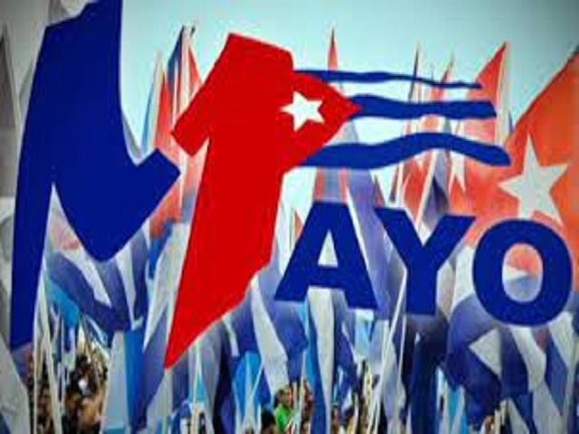 Mayabeque: sede nacional de la convocatoria a la conmemoración por el Primero de Mayo.