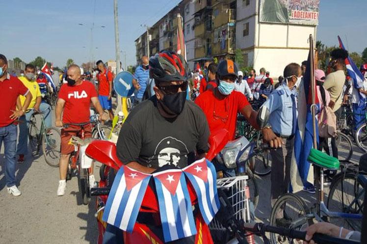 Convocan a otra caravana mundial contra el bloqueo a Cuba