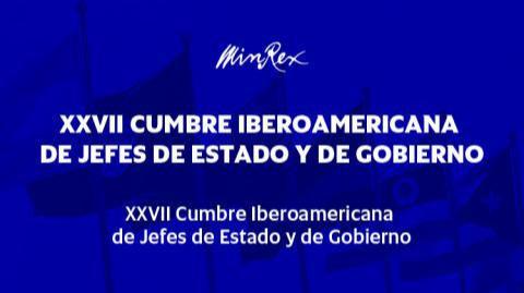 Comienza mañana en Andorra la XXVII Cumbre Iberoamericana