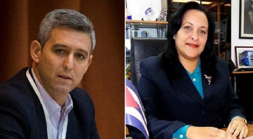 Nombran a vice primer ministro y Ministra de Comunicaciones en Cuba.