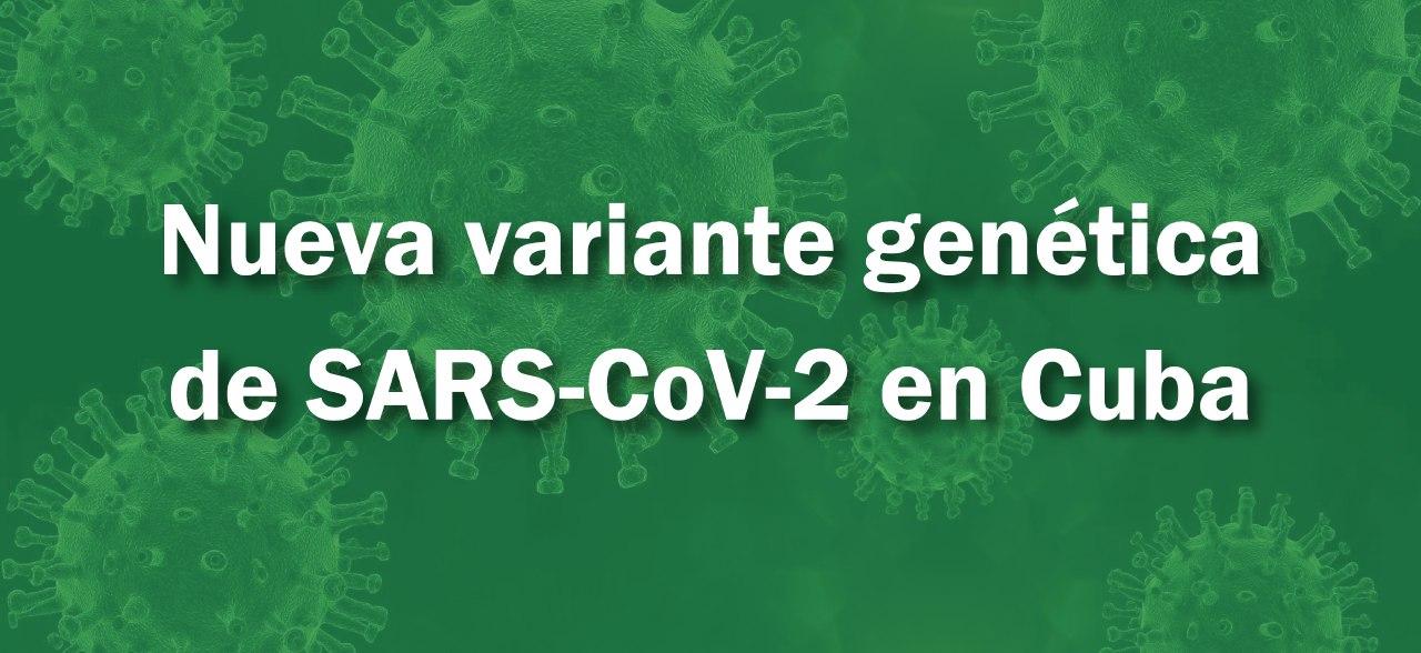 Mesa Redonda: presencia de nuevas cepas del virus SARS-CoV-2 en Cuba.