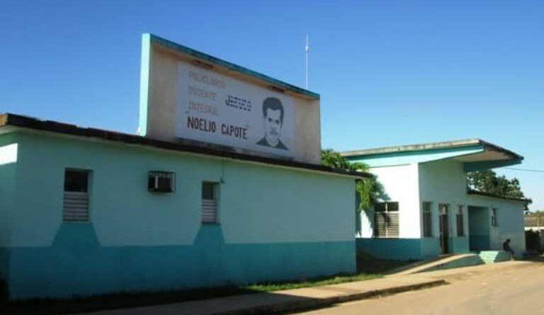 Policlínico Noelio Capote de Jaruco. Foto: Radio Jaruco