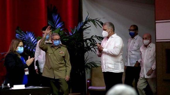 Díaz-Canel electo primer secretario del Partido Comunista de Cuba