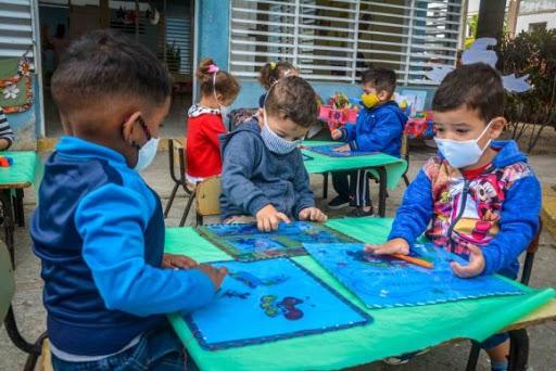 Los círculos infantiles próximos a celebrar su aniversario 60.