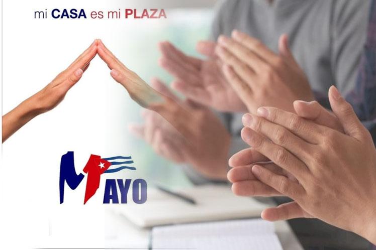 Cuba celebra de forma virtual Día Internacional de los Trabajadores.