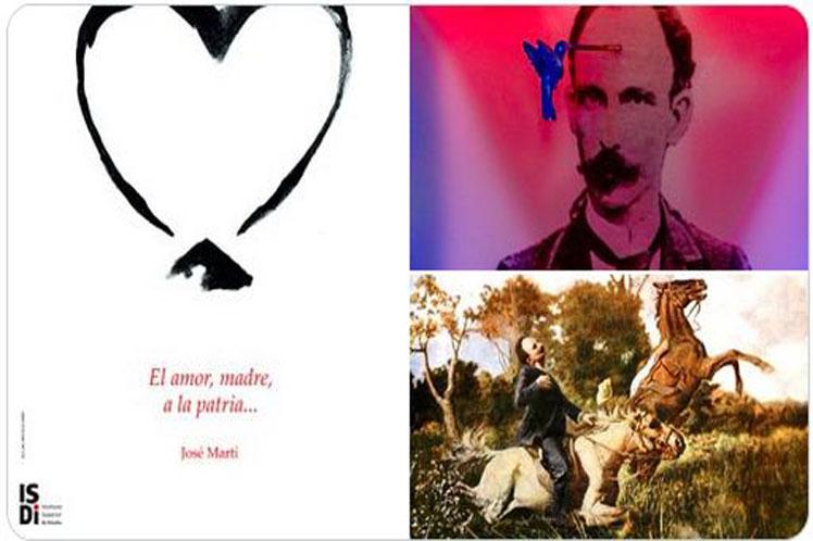 Evoca presidente de Cuba antimperialismo de José Martí