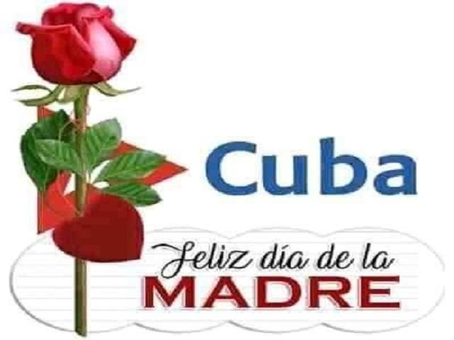 Felicita Parlamento de Cuba a madres en su día
