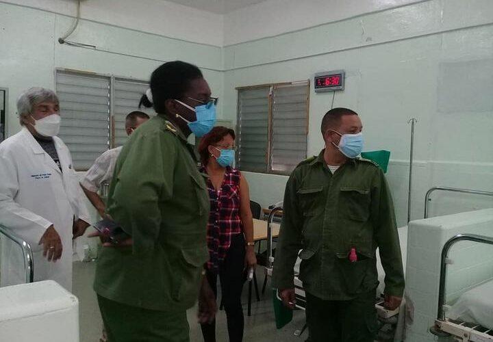Incrementan capacidades de aislamiento y  hospitalización en Mayabeque ante Covid-19