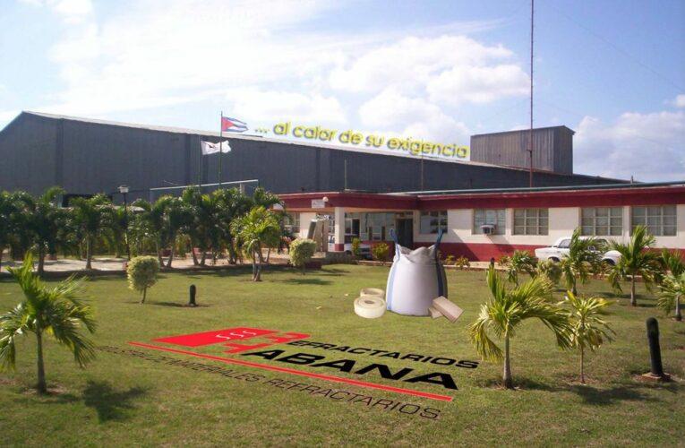 Elevan calidad productiva en Empresa Refractarios Habana luego de inversión tecnológica