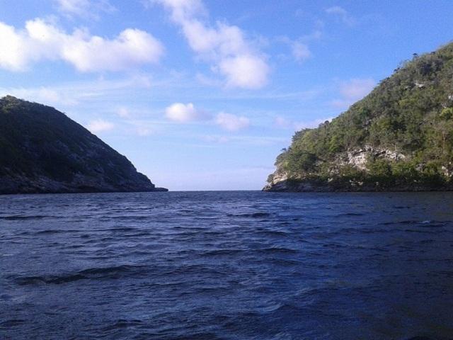 Boca de Canasí, área protegida en la provincia.