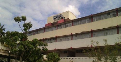 Centro de aislamiento Amistad Cuba-Suecia.Melena del Sur.
