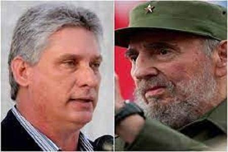 Díaz-Canel, actuar pensando en Fidel (Galería)