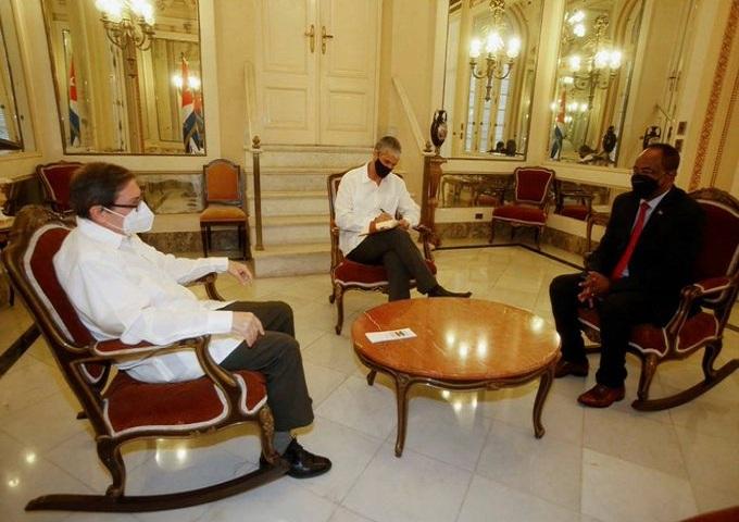 Destacan cooperación entre Cuba y Etiopía.