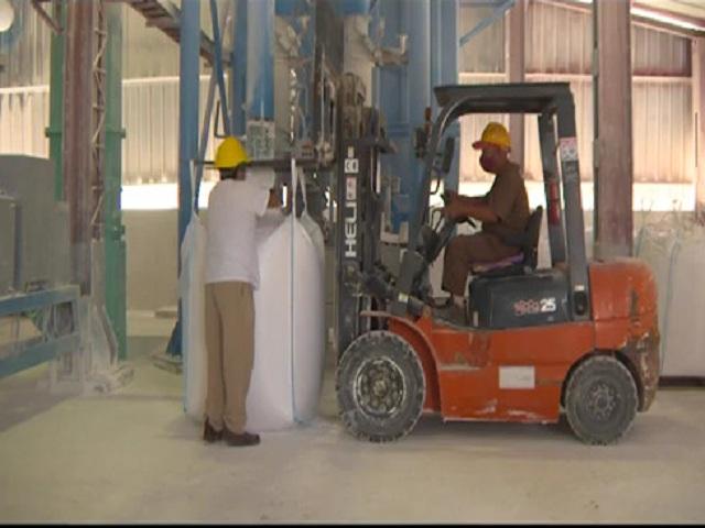 Inversiones posibilitarán mayor producción de carbonato de calcio en la Coco Peredo (+Audio y Fotos)