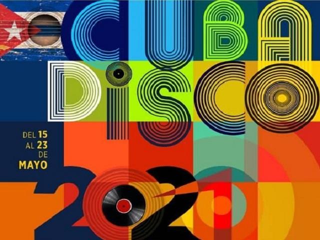 La gran fiesta del disco en Cuba.