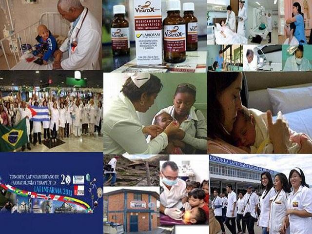 Cuba: avances de la salud pública a pesar del bloqueo económico (Fotoreportaje)