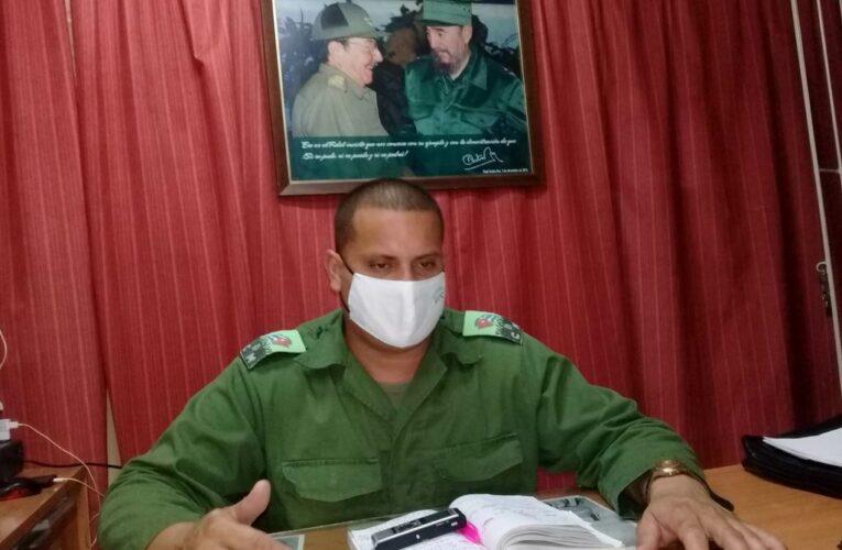 Refuerzan medidas en Batabanó en el enfrentamiento a la COVID-19
