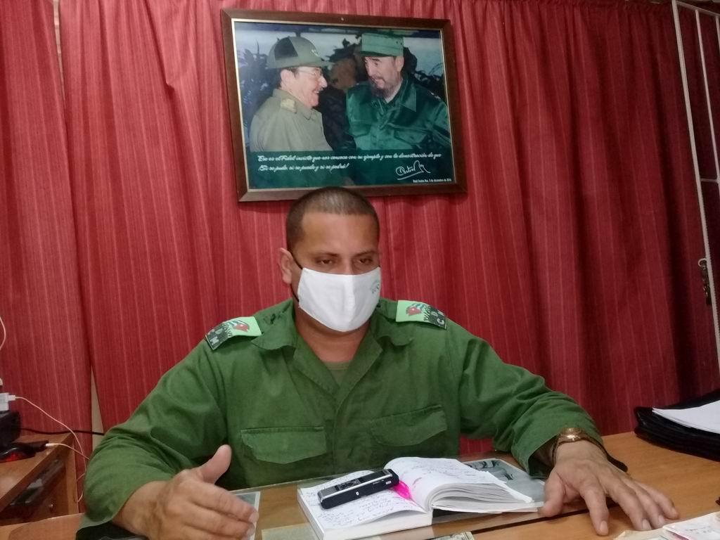 Refuerzan medidas en Batabanó en el enfrentamiento a la COVID-19.