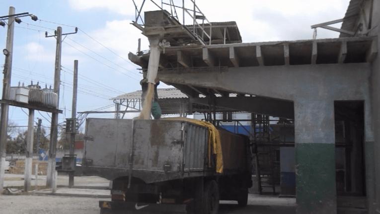 Garantizan alimento animal en fábrica de piensos de Jaruco