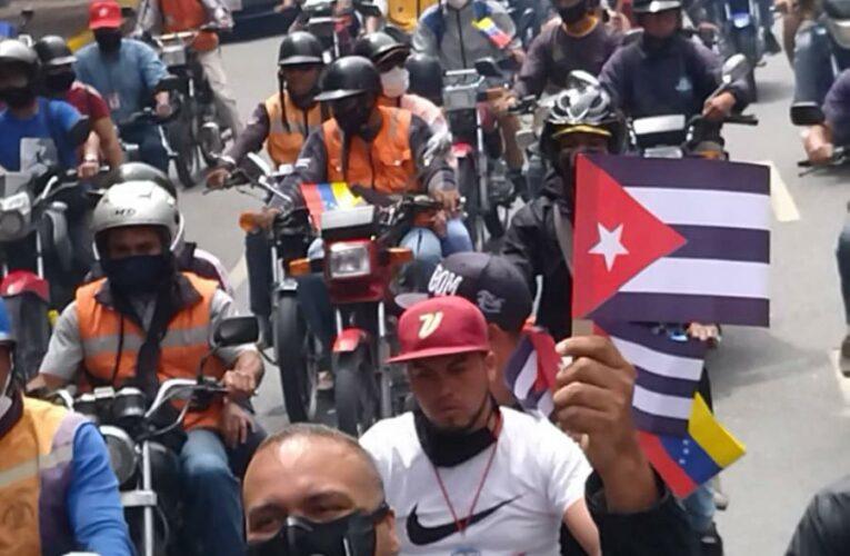 Respalda Venezuela jornada mundial contra bloqueo de Estados Unidos a Cuba (Fotos)