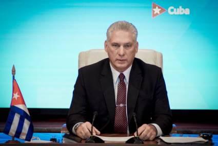 Cuba ratifica disposición de cooperar con Estados miembros de Unión Económica Euroasiática