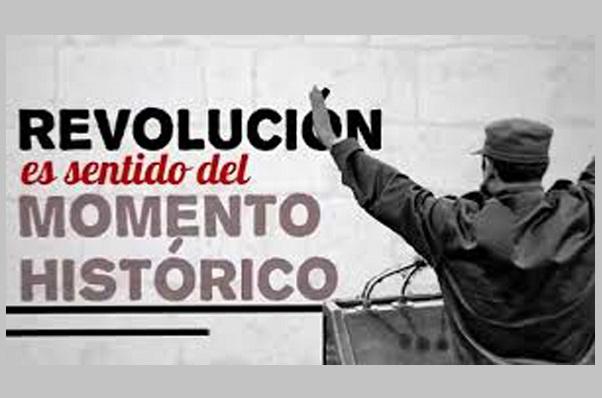 Preservar las conquistas de la Revolución: premisa de estos tiempos.
