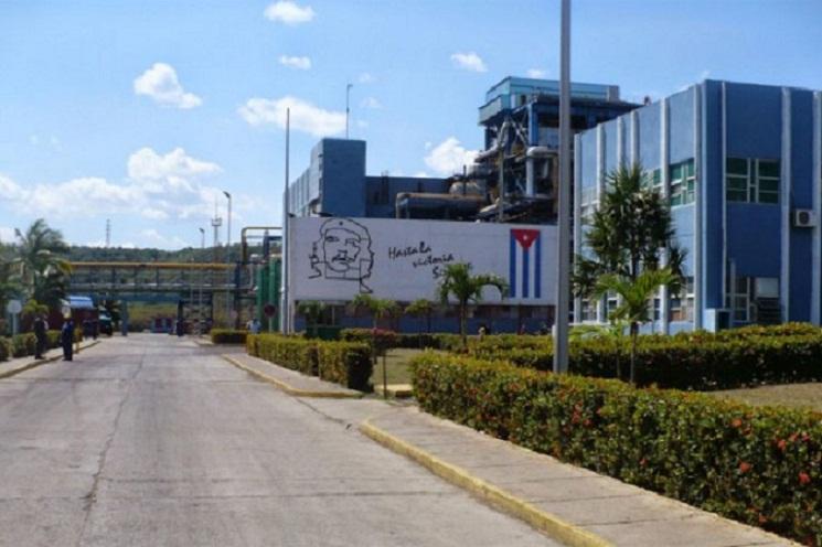 Implementan nuevas medidas contra la Covid-19 en Central Termoeléctrica   de Mayabeque
