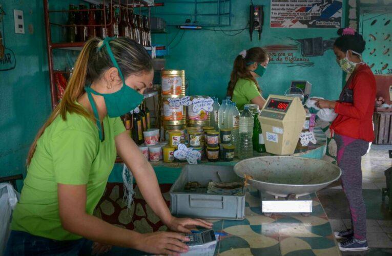 Tarea Ordenamiento favorece gestión de Empresa de Comercio de Madruga  (+ Audio)