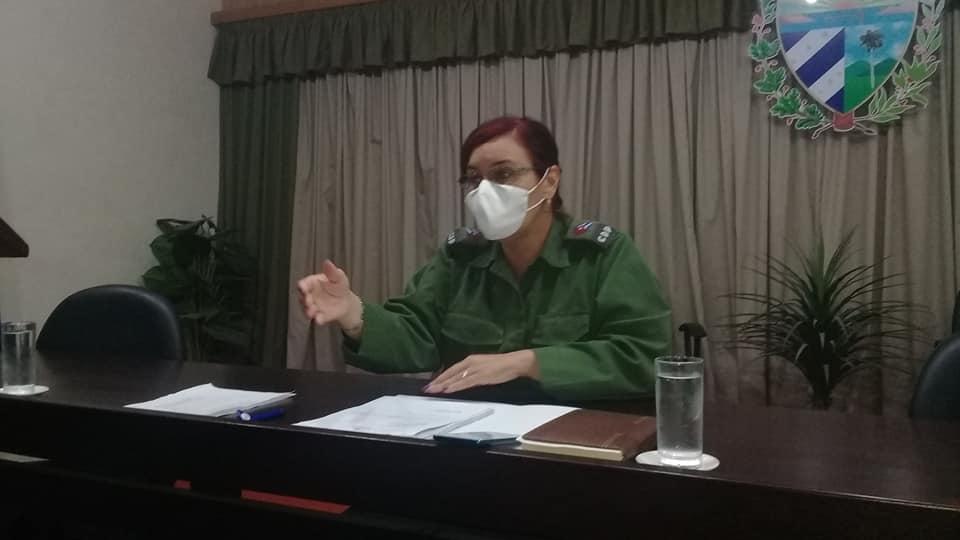 Tamara Valido Benítez Gobernadora de Mayabeque