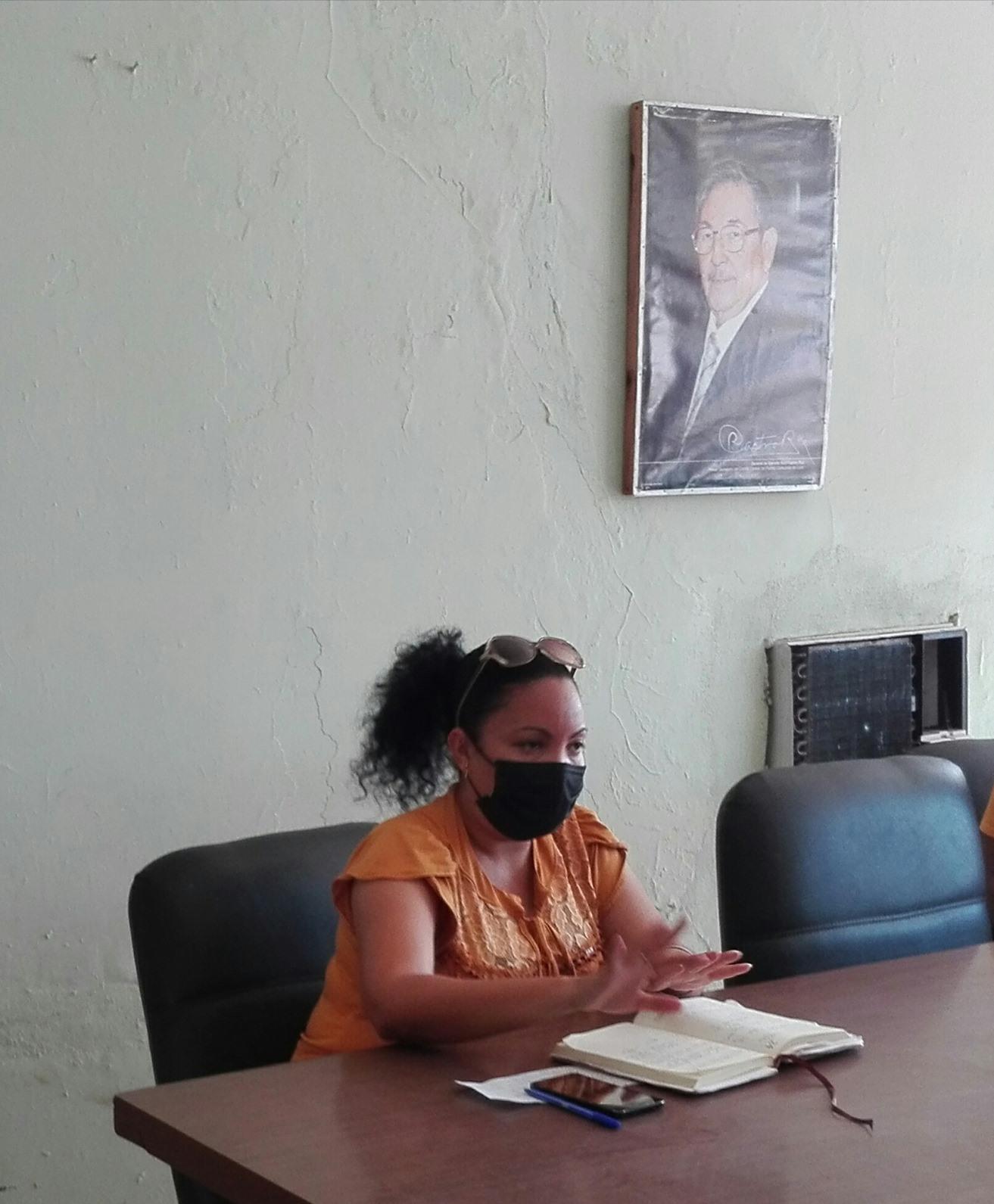 Autoridades de Güines refuerzan medidas para frenar rebrote del nuevo coronavirus.